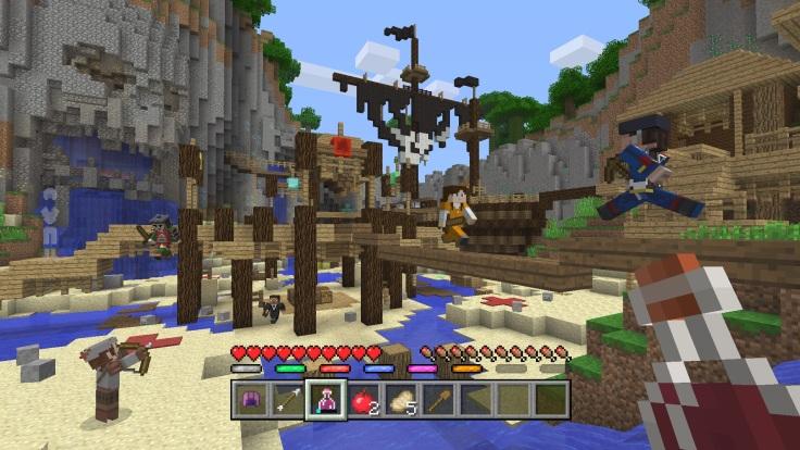 minecraft-deathmatch