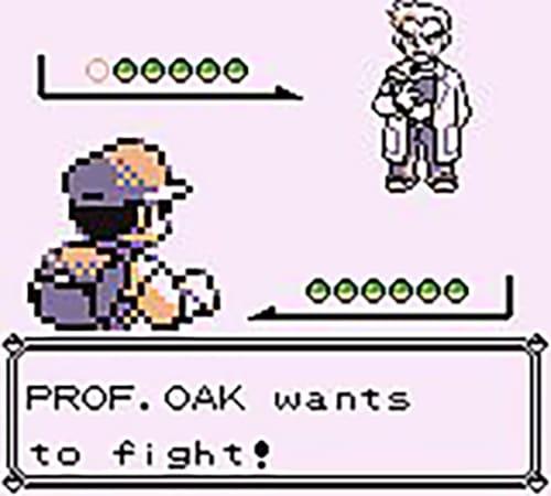 how-to-battle-professor-oak-in-pokemon-red-blue-yellow