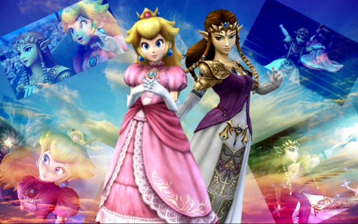 zelda_and_peach_wallpaper_by_nazizombieskiller-d71mnkv