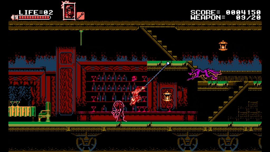 Reseña: Bloodstained: Curse of the Moon – Diario de Friki