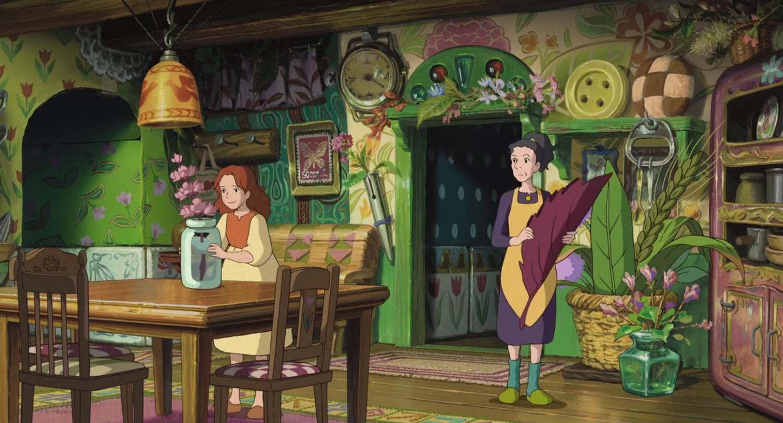Proyecto Ghibli: Arrietty y el mundo de los diminutos – Diario de ...